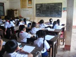 教室風景2年