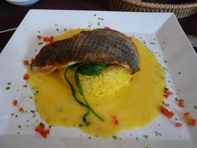 魚料理シラパー