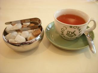 IL GHIOTTONE(PRANZO COMPLETA.A¥3675(紅茶〈アールグレイ〉))