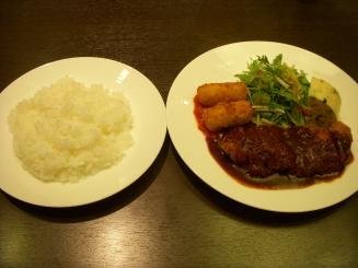 Cafe KOTO(週替りランチ¥950)