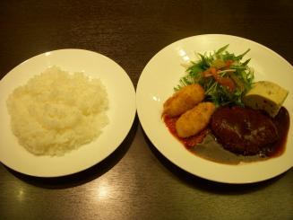 Cafe KOTO(KOTOランチ¥950)