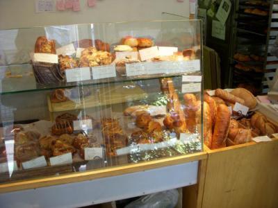 カタネカフェ(1Fベーカリー店内1)