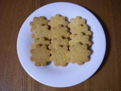 MIRAYNE(さくさくクッキー南瓜(12枚)¥350)