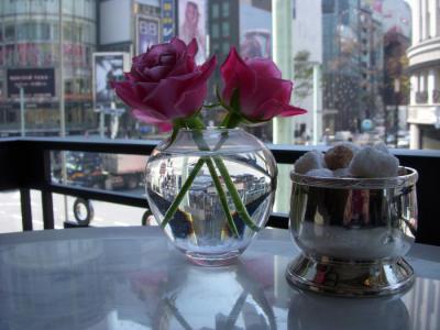 LADUREE Salon de the 三越銀座店(店内4)