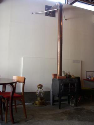 iriya plus cafe(店内)