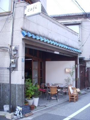 iriya plus cafe(外観1)