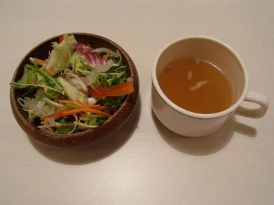 ヒーローズキッチン(サラダセット(サラダ・ライス・スープ付き))