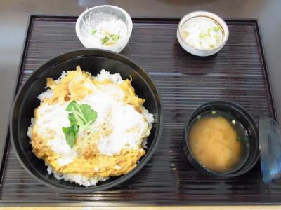 まい泉(黒豚ヒレカツ膳¥1575)