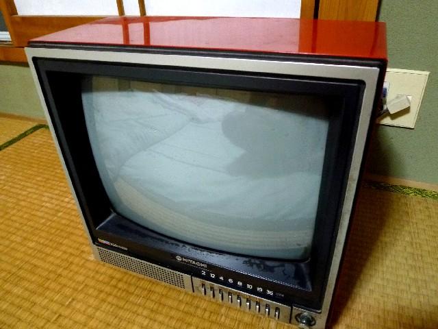 古いテレビ画像