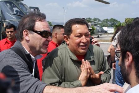 国境の南-チャベス小