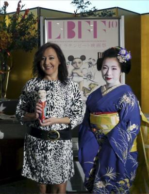 ベスト女優賞のカルメン・マチ
