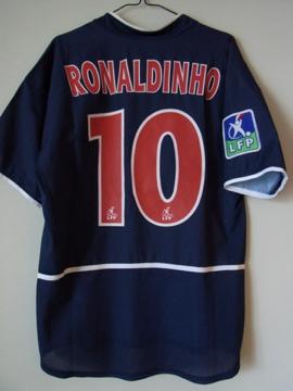 パリサンジェルマン02-03(H)s/s#10ronaldinho#1