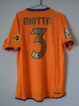 バルセロナ06-07(A)#3motta#1