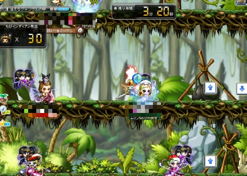 MapleStory 2012-03-21 ジャングル