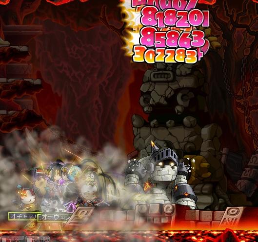 MapleStory 2012-04-03 ジャクム2
