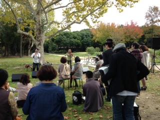 森の音楽ピクニック2