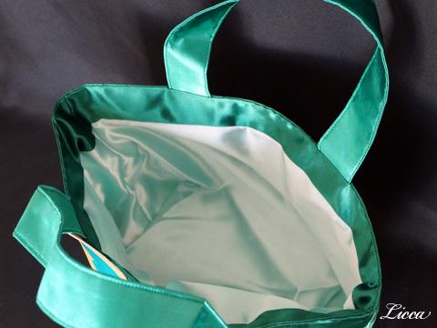 キュアミント衣装風バッグ4