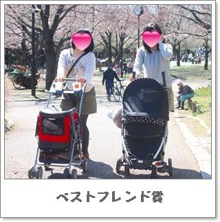 ベストフレンド賞2