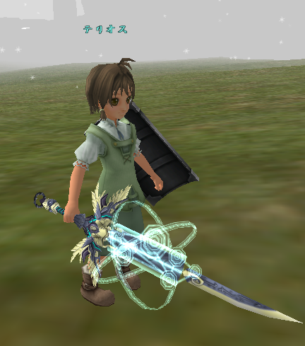 何この剣かっこいい