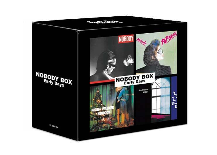 nobody box
