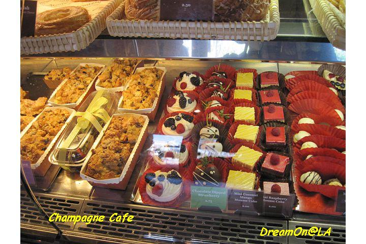 Champagne Cafe Irvine Hours