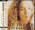 FACE TO FACE/柿原朱美