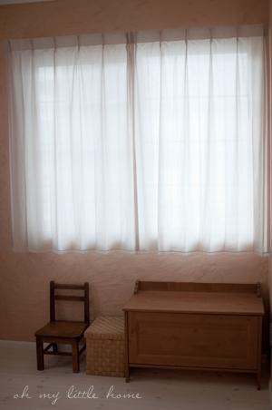 内覧会 子供部屋3