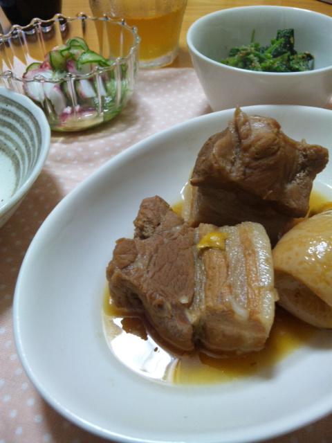 豚の角煮2011