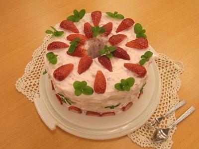 注文ケーキ3
