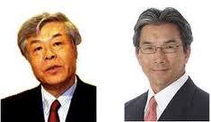 現在最高裁判事の竹内行夫元外務事務次官