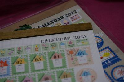 13年カレンダー1