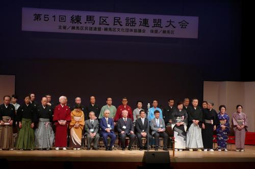 51民謡式典
