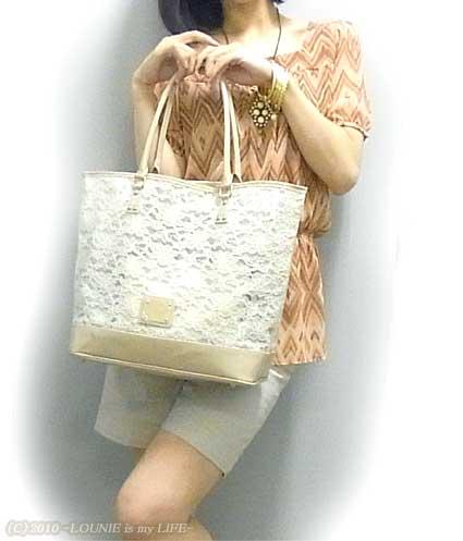 LOUNIE(ルーニィ)通販:LOUNIE(ルーニィ)2010春夏物:ルーニィ夏セール初日に買ったもの!^^