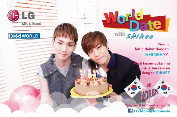KBSWORLD with SHINee Date -12