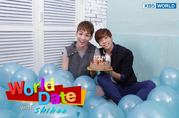 KBSWORLD with SHINee Date -3