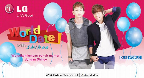 KBSWORLD with SHINee Date -13