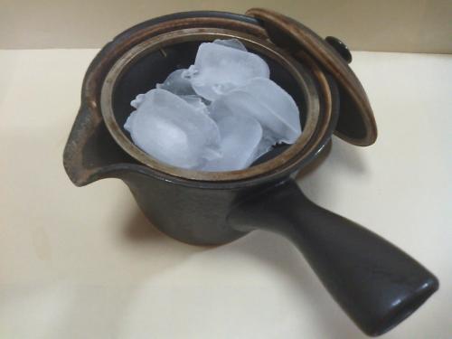 アイス仕込み玉露