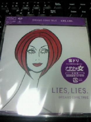ドリ LIES、LIES 001