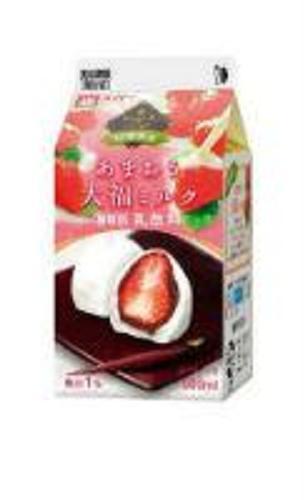 酢豚&いちご大福飲料 002
