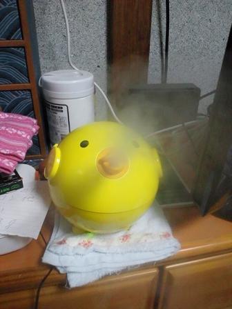 加湿器 001