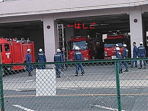 消防訓練&パンテーン 003