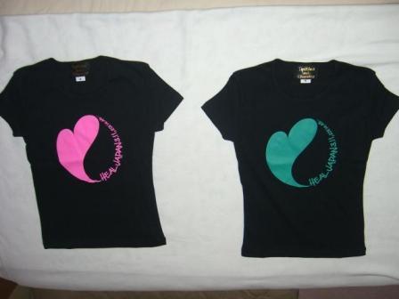 YokoさんのTシャツ