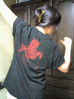 モモタロスTシャツ♪