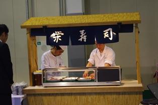 レックインドア 栄寿司