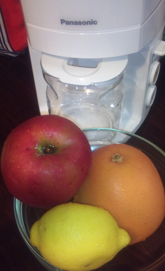 グレープフルーツ りんご レモン ジューサー