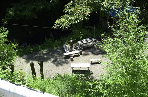 奥多摩 水根沢 キャンプ場