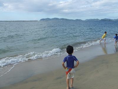 海2日目②