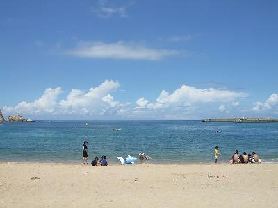 海水浴場①