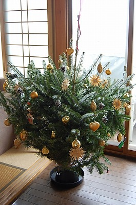 s-クリスマスツリー