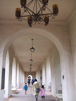 s-バルボアパーク回廊20111116